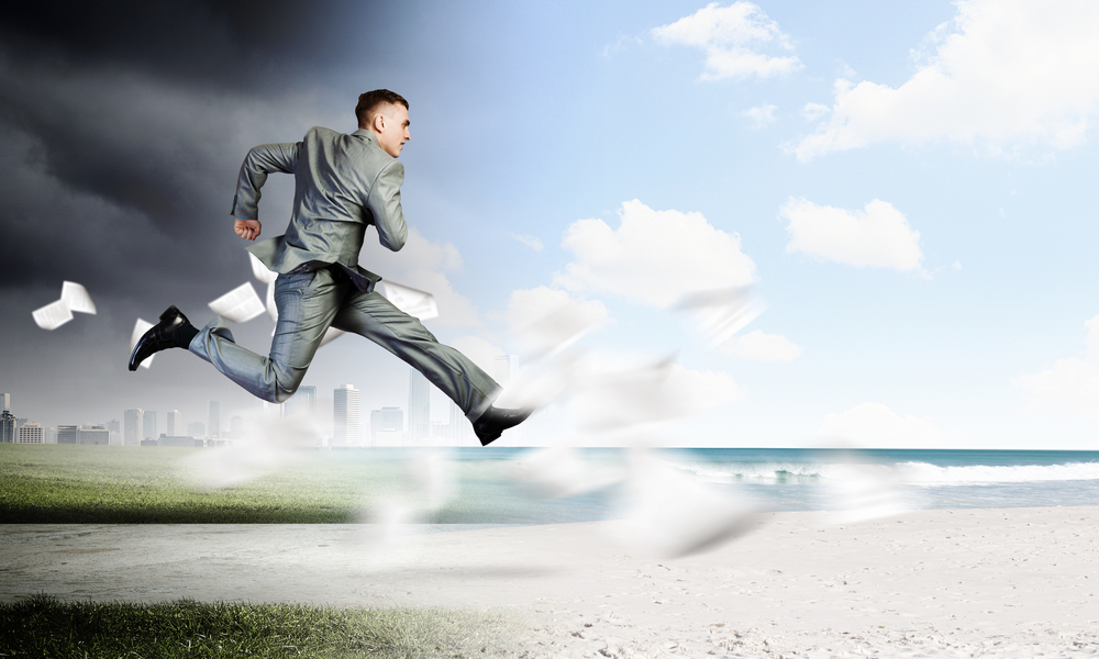 Run Away From : why running away from a bad job won t make you happy ~ Vivirlamusica.com Haus und Dekorationen
